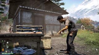 Phá hiện witcher trong Far Cry 4 :ngacnhien: